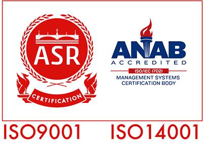 ISO9001 ISO14001 取得